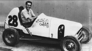 Jack Brabham became the first man to win a Formula One world championship race in a car bearing his own name.