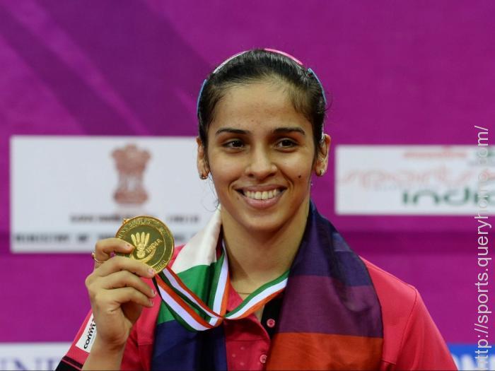 Saina Nehwal won the Women's Singles Title at India Open Super Series Badminton tournament 2015