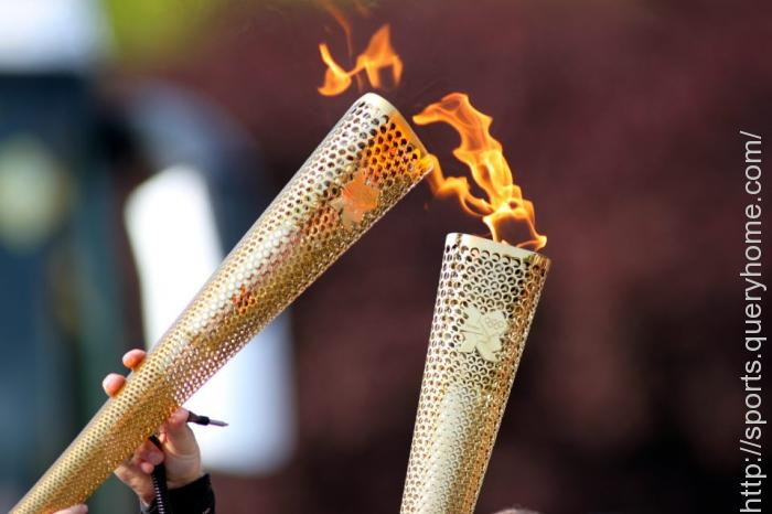 Olympics Torch