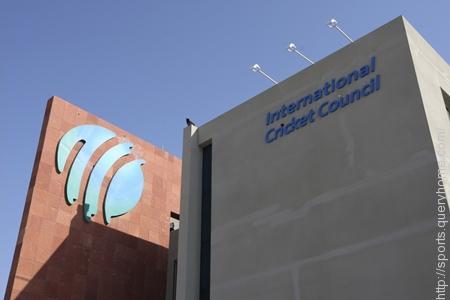 The headquarter of International Cricket Council (ICC) is located in Dubai, United Arab Emirates.