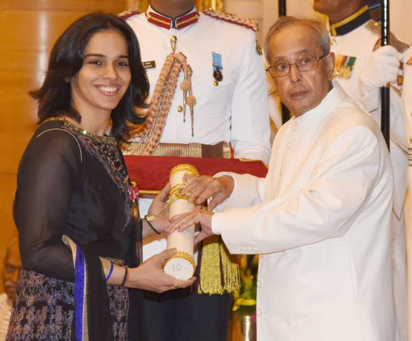 Saina Nehwal: First Indian Badminton Player To Ranked As