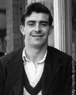 Fred Trueman was the first bowler to take 300 wickets in test cricket.