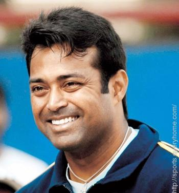 Leander Paes is the only and first indian player to compete six Olympic Games.