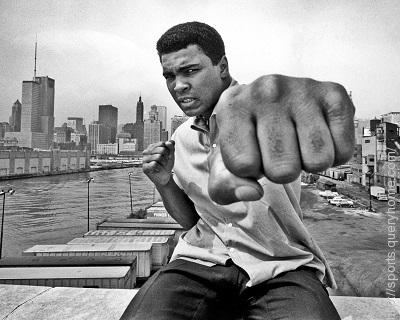 Who was the first man to beat Muhammad Ali in the pro ranks?
