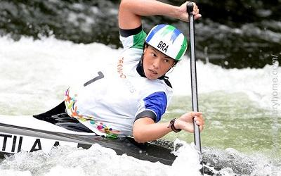 Ana Sátila was the youngest competitor from Brazil at the 2012 Summer Olympics in London.