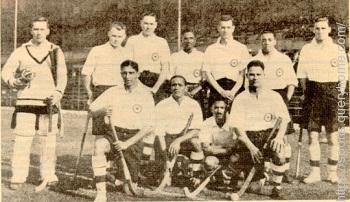 Indian Hockey Team at 1928 Olympics
