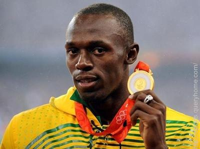 Usain Bolt has hold the world record in 100 meters race in Olympic.
