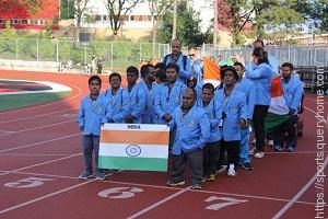 Indian Dwarf Team