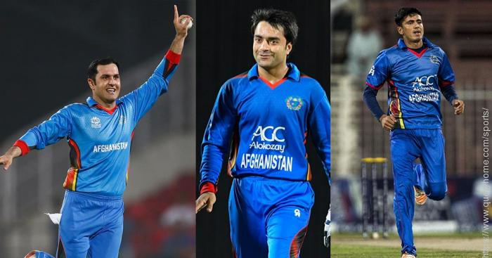 Afghanistani players in IPL