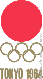 The 1964 Summer Olympics were the first Olympics held in Asia.
