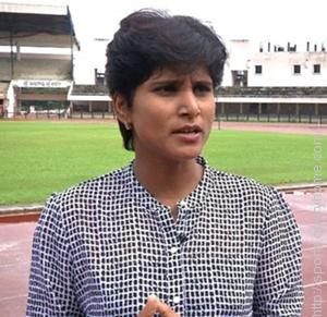 Rachita Mistry holds the record of 100 meter race in Indian National Games in women's category.