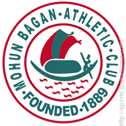 Mohun Bagan Athletic Club or Mohun Bagan A.C. is the oldest football club in India.