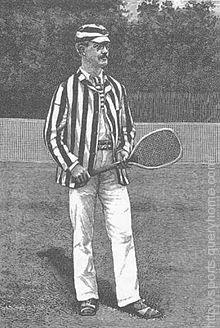 Richard Sears won most consecutive US Open trophy.