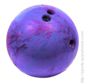 Three holes are there in a ten pin bowling ball.