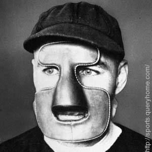 created the modern goalie mask in 1959
