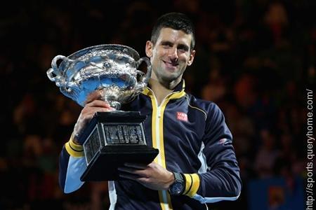 Novak Djokovic won the Australian Open 2013 in Men's single category.