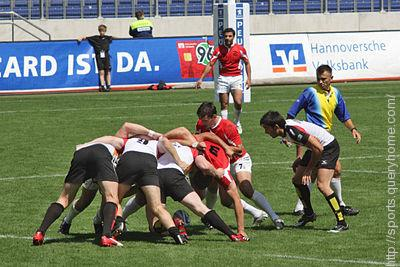 Rugby sevens will make its debut as an Olympic sport in 2016.