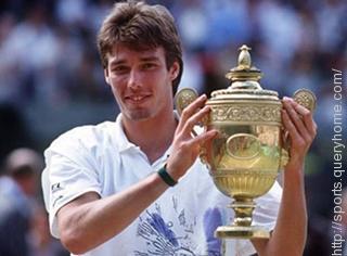 Michael Stich won the Wimbledon Men's Singles Title in 1991.