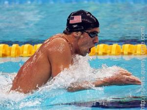 The Breaststroke is the oldest stroke used in competitive swimming.