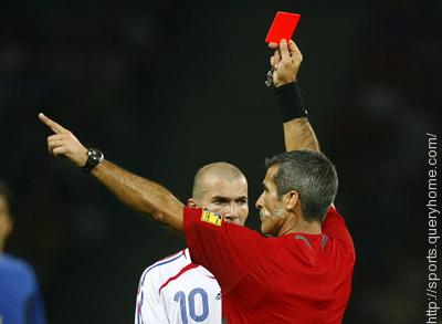 Who was the inventor of red and yellow card systems in game of Football?
