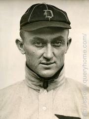 "Tyrus Raymond nicknamed ""The Georgia Peach"", was an American Major League Baseball (MLB) outfielder. He was born in rural Narrows, Georgia."