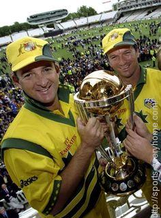 Mark Waugh and Steve Waugh