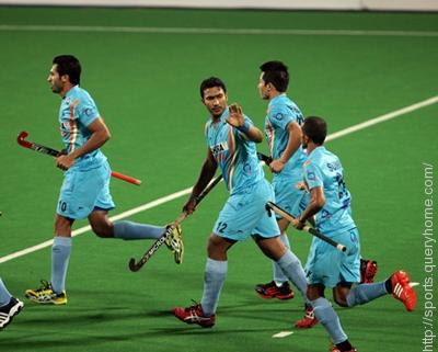 Hockey is the National Game of India.