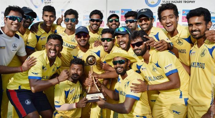 Tamil Nadu Cricket Team