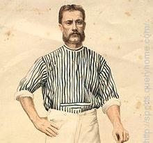 Charles Bannerman was the first player to score a century in Test cricket.