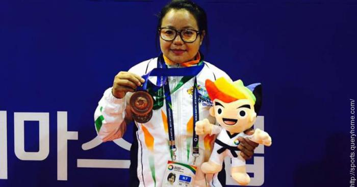 Sushmita Rai won Bronze medal at World Martial Arts Masterships 2016