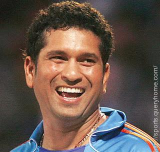 Sachin was forced to open the innings in ODI when a regular opener got injured