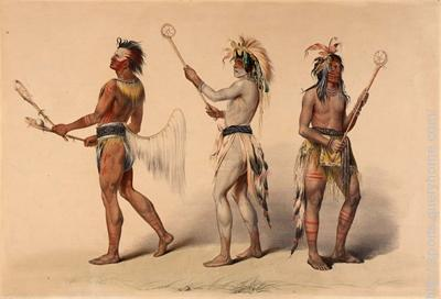 Lacrosse was introduced to Britain in 1867 by a party of Caughnawaga Indians from Canada.
