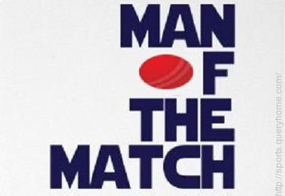 Who was the man of the match of the 1983 World Cup Final ?