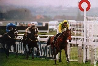 The 1993 Grand National was declared void. It was the first and so far only time that the steeplechase was declared void, after 30 of the 39 runners began and carried on racing despite there having been a false start.