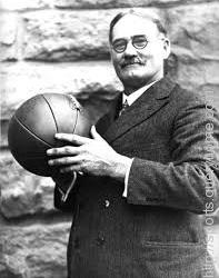 James Naismith, the only coach in the program's history to have a losing record