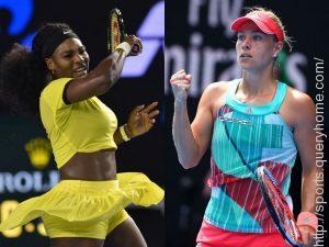 serena williams vs angelique kerber in Wimbledon 2016