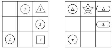 Shape pattern puzzle