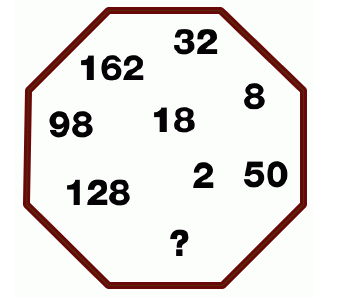 Which number replaces the question marks