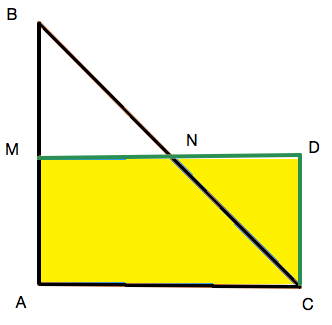 Triangle and Square