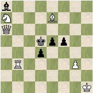 Check Mate in 2 Moves