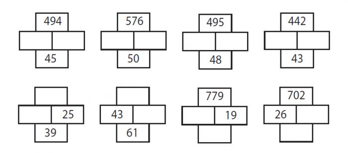 Fill blank block
