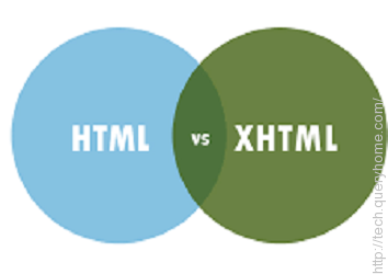 html and xhtml and dhtml