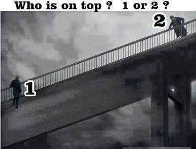 Who is On Top